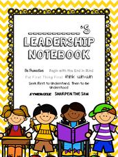 Leadership Notebooks!