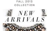 New 2013 Fall Collection!