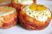 La hamburguesita de desayuno (6.015) seis mil quince Pesos