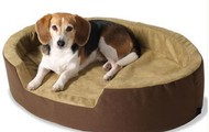 Heated Doggy Bed