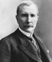 20. John D Rockefeller