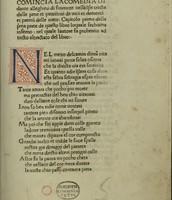 De goddelijke komedie (14e eeuw)