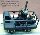 Peter Cooper's Locomotive