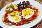 Huevos Rancheros (doscientos cuarenta 240)