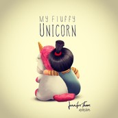 Like LOVE the dispicable me unicorn