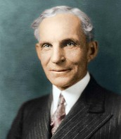 Automobile I: The Life & Times of Henry Ford