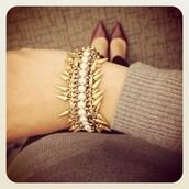 Jacinthe Bracelet - SOLD