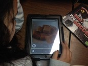 Use of the Ipad to work on literacy skills