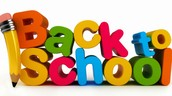 Back-to-School Orientation Date & Times