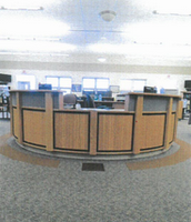 Seneca East Library Media Center