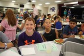 6th Graders are off to a strong start!