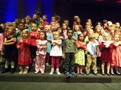 All of the kids' performance was spot on!