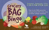 Grocery Bag Bingo