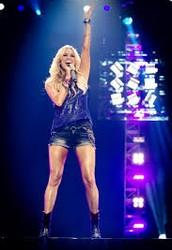 Pour la premiere fois, Carrie Underwood va donner un spectacle a St. Anthony, Terre-Neuve