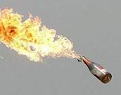 a fire bomb