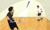 Raquetball!