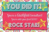 Congrats to our newest Qualified Consultant!