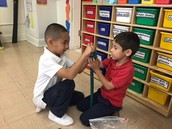"""Walnut Hill Elementary Teachers Create """"Green Light Classrooms"""""""