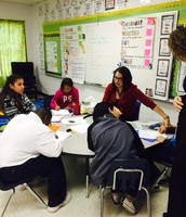 Ms. Lopez' intervention group