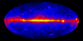 Gamma Ray from space