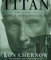 Book about John D. Rockefeller