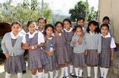 Students in guatemala