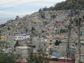 Mexico City squatter settlements
