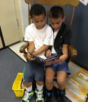 Daily 5 - READ TO PARTNER