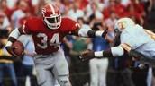 Georgia vs Tennessee 1981