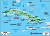 the country of cuba