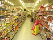 Bosetti's supermarket