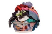What happens when you have a great concert?  You get stinky laundry!