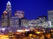 I went to Charlotte frequently.