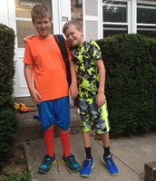 First day of school 2015-16