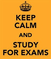 Spring Exam Schedule