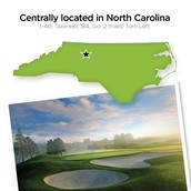 Located in the Heart of North Carolina
