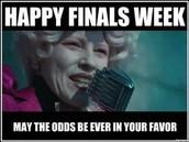 Finals!