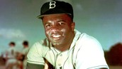 Jackie Robinson, the man who's perseverance made History!
