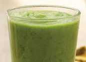 Island Green Smoothie