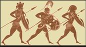 Men/boys of  Sparta