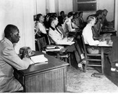 Desegregation in Schools Becomes Law (1950s)