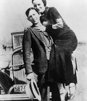 Bonnie and Clyde STRIKE ONCE MORE