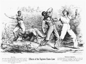 The Effects of the Fugitive Slave Law