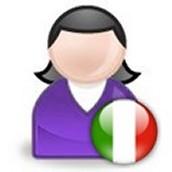 Sveva from Italy