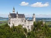 The Beginning of Neuschwanstein Castle