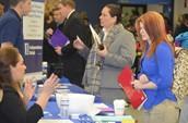 NVCC students attend annual Job Fair