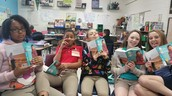 We love Malala...and being silly :-)