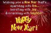 Happy New Year!!!!  Sweet '16