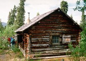 The Tuck cabin