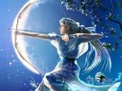Diana/Artemis: